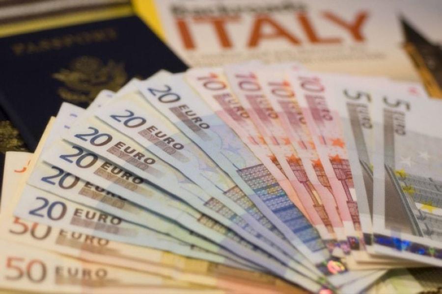 ВВП Италии, промышленный сектор