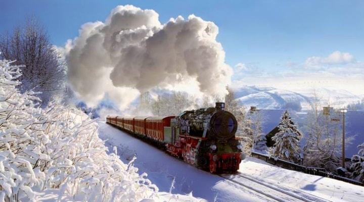 Австрия, Россия, Транссибирская магистраль