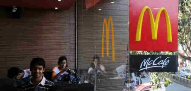 McDonald's, Индия, Бакши
