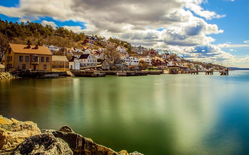 Норвегия, туристический налог, туристы