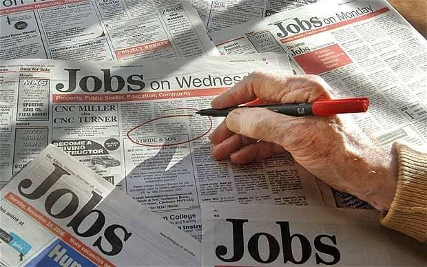 Великобритания, трудоустройство, Союз по найму и трудоустройству