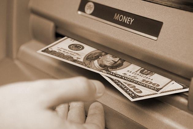 США, кредитные карты, заработная плата