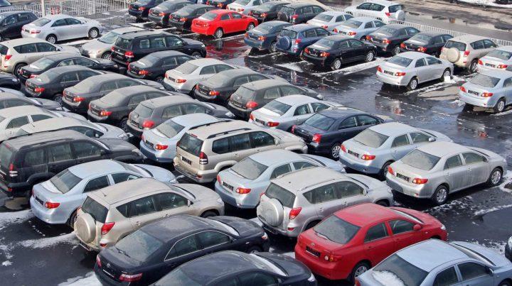 подержанные автомобили, импорт автомобилей, налог на импорт
