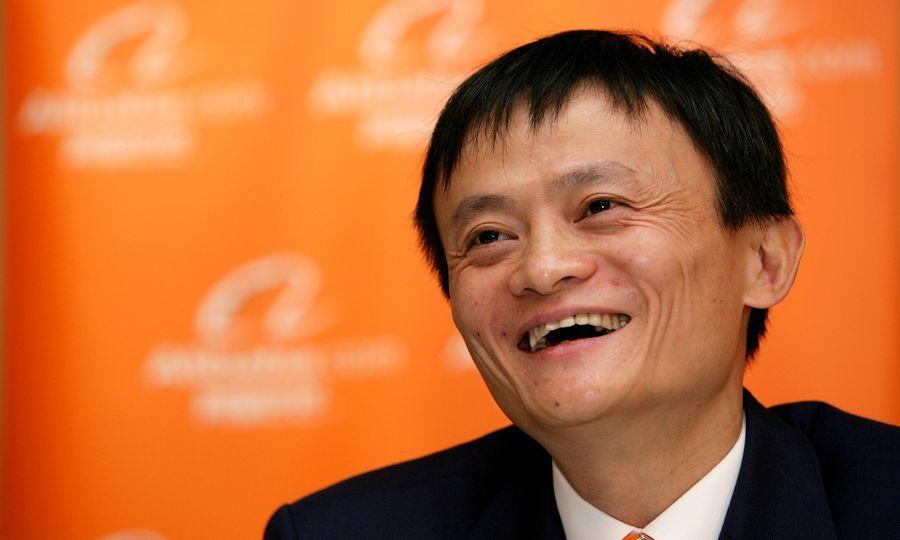 Alibaba, искусственный интеллект, Джек Ма