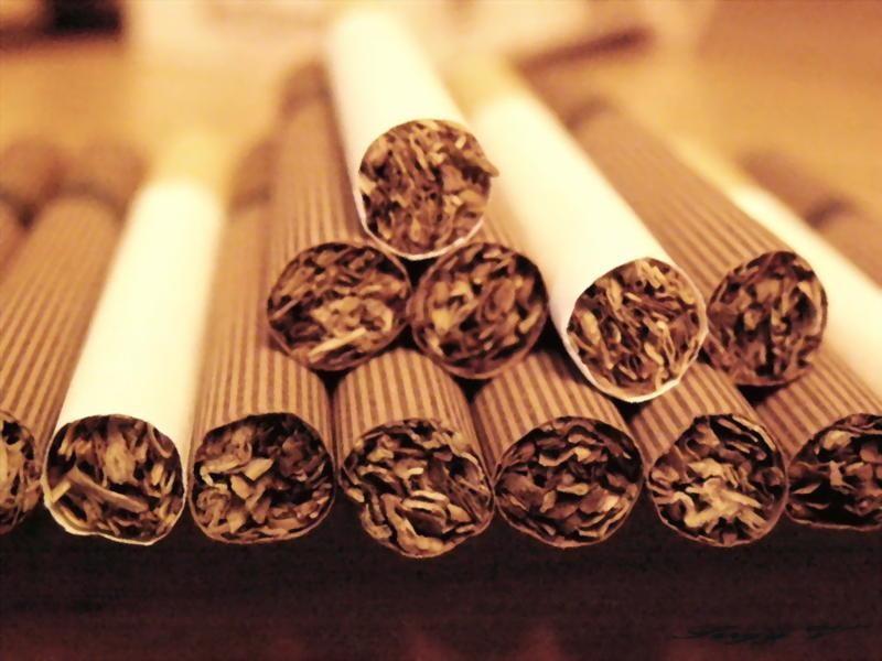 налог на табак, табачная промышленность, министерство финансов