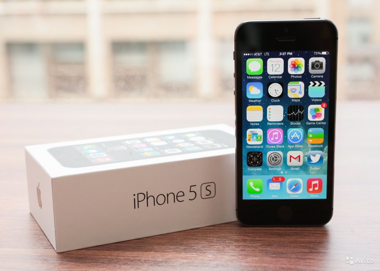 IPhone 5S, смартфон, модель