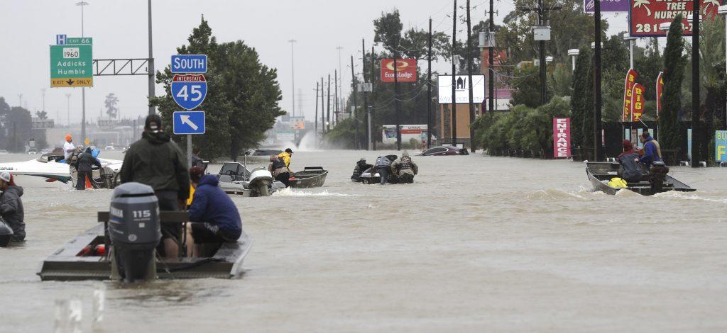 цены на бензин в США, ураган Харви