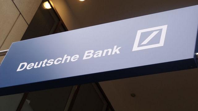 Fitch, Deutsche Bank, UBS