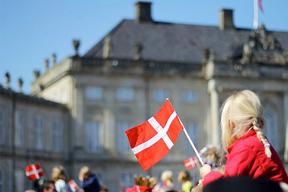 Дания, налоговая служба