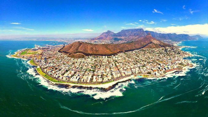 Южно-Африканская Республика, сектор туризма