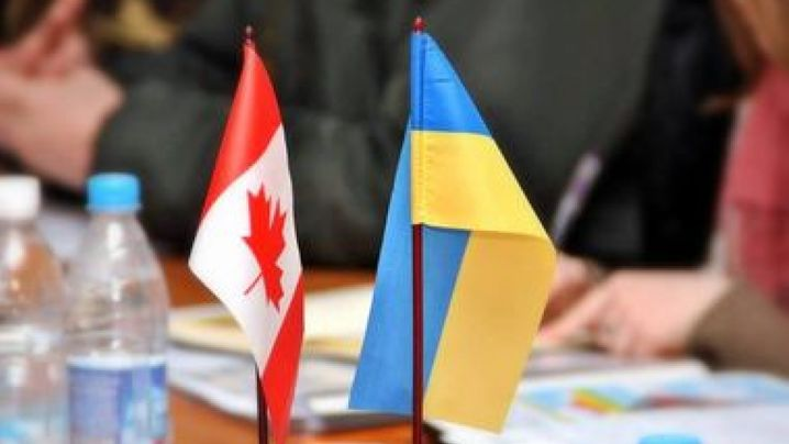 свободная торговля, Украина, Канада