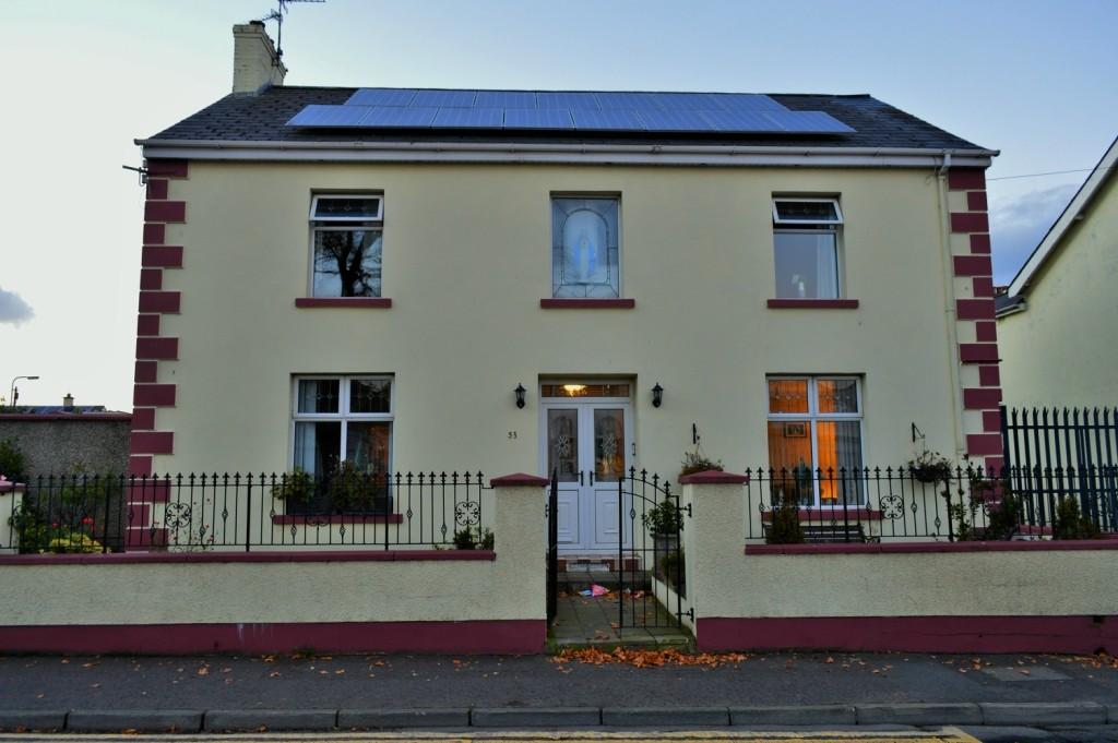 жилые дома, пятница 13, недвижимость, Daft, Ирландия