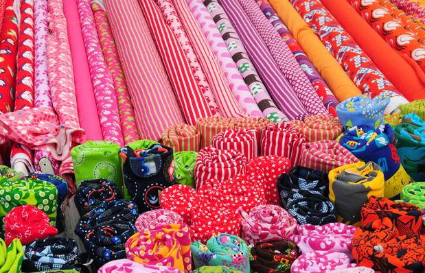 легкая промышленность, производство одежды, ткани