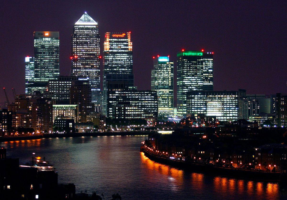 Великобритания, экономика, передовые технологии