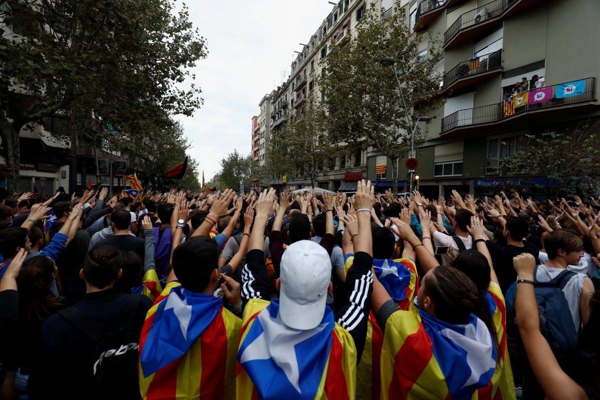 Каталония, риски компаний, штаб-квартиры компаний