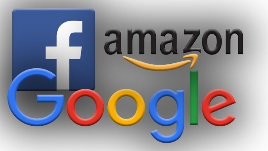 Google, Amazon, Facebook