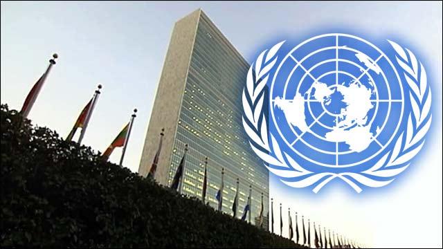 ООН, Израиль, США