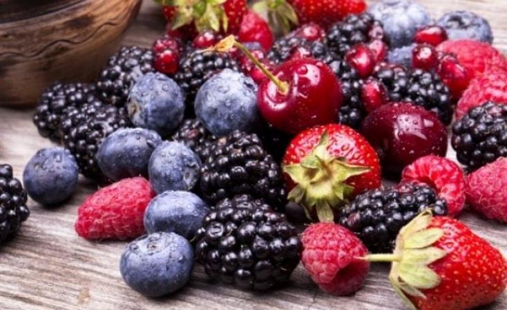 экспорт, ягоды, ЕС