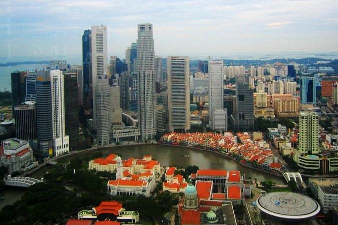 недвижимость, жилая недвижимость, Сингапур