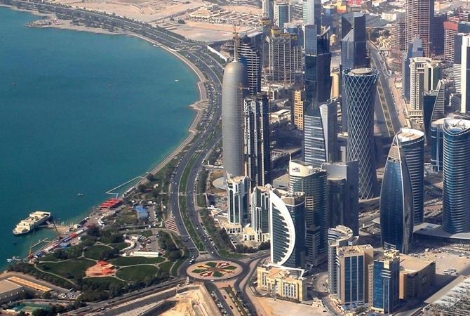 Катар, Саудовская Аравия, Иран