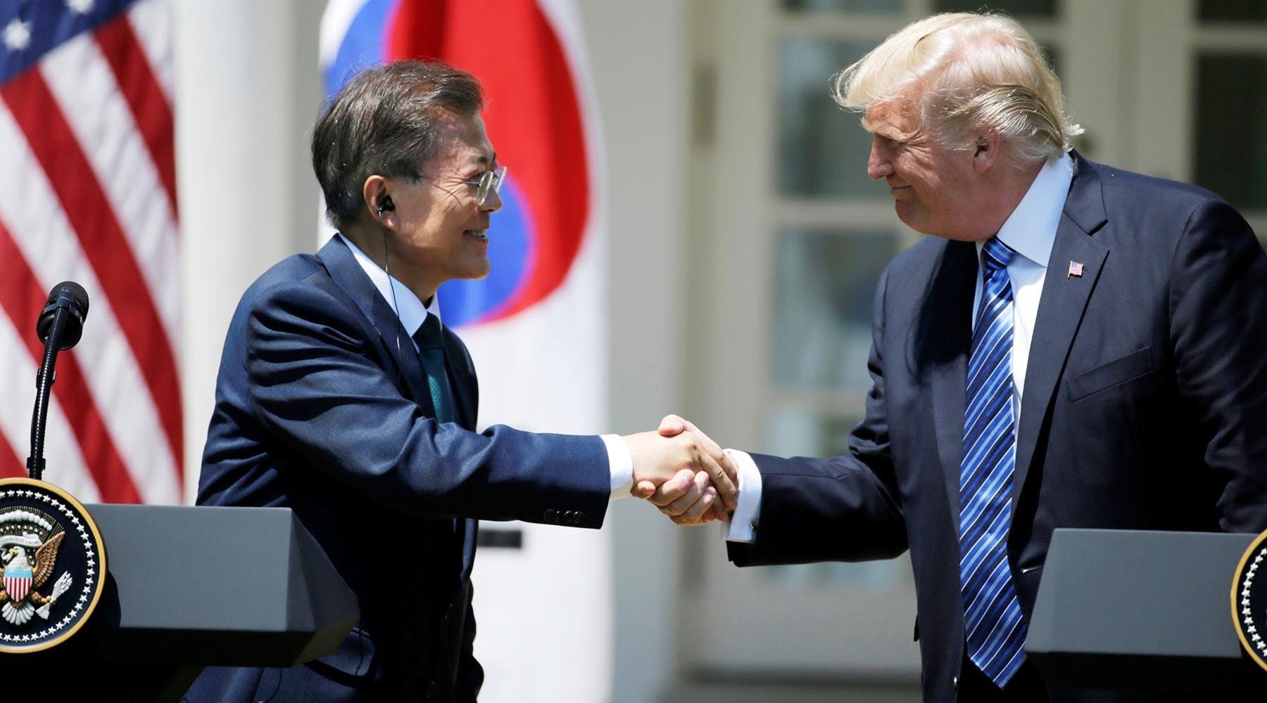 торговое соглашение, торговля, США, Южная Корея