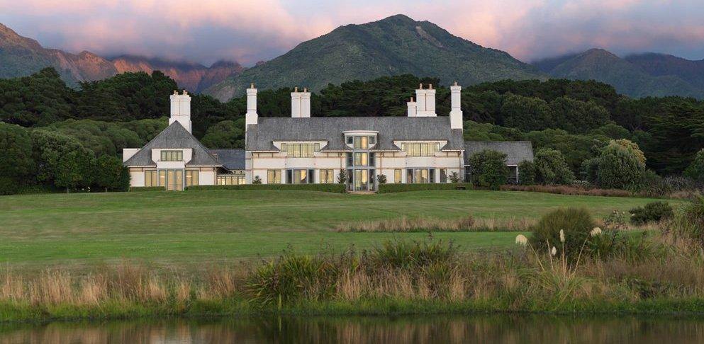 Новая Зеландия, недвижимость