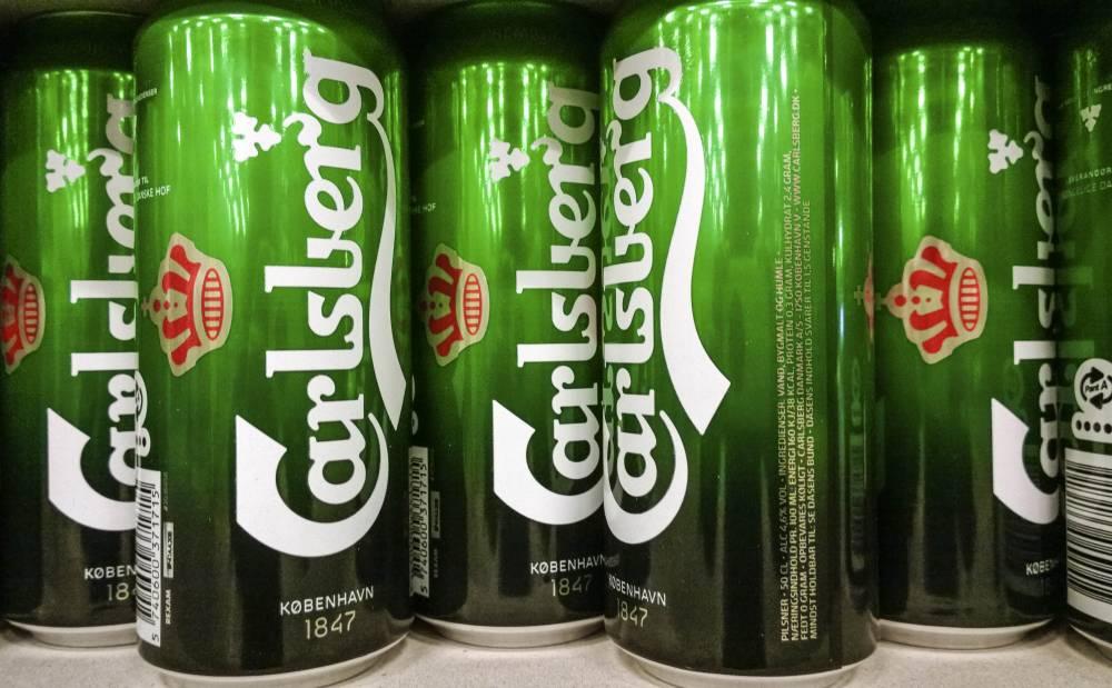 Carlsberg, налог на пиво
