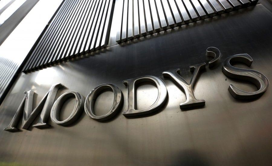 Moody's, проблемный кредит, банк