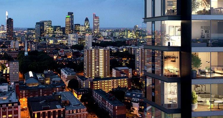арендная плата, стоимость аренды, Великобритания, Лондон