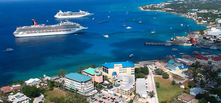 Каймановы Острова, налоговая гавань