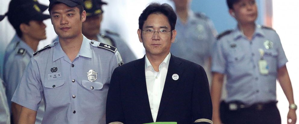 Samsung Electronics, вице-президент