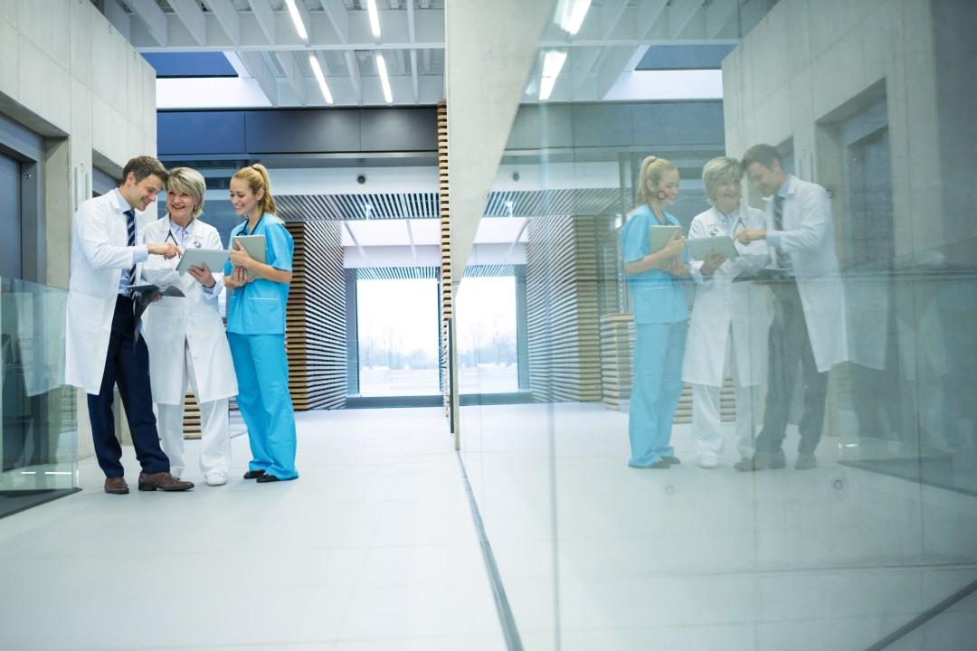 Bosch, smart-больница