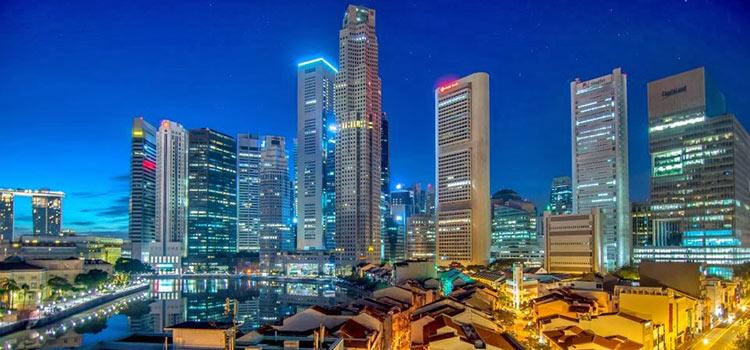 Сингапур, промышленность, министр