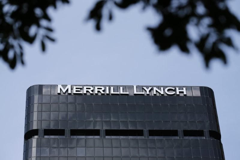 Merrill Lynch, штраф, Великобритания