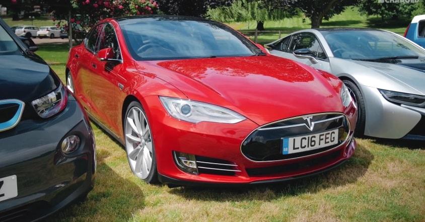 Норвегия, налоговые льготы для электромобилей, Tesla
