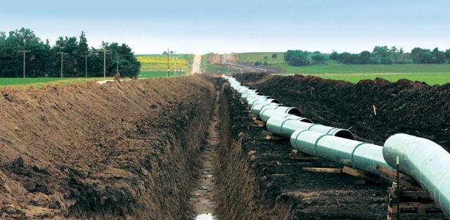 TransCanada, Energy East, нефть
