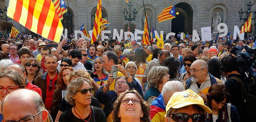 отделение Каталонии, риск, инвестиции, автомобильная промышленность