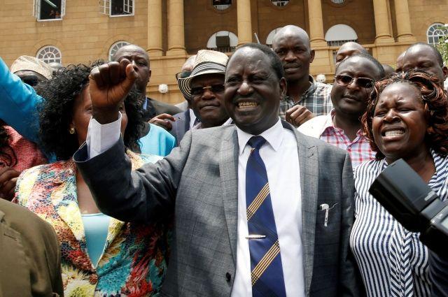 повторные выборы, Кения