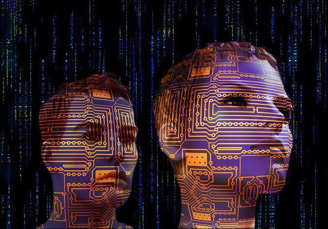 автоматизация, роботы, США, опрос, Исследовательский центр Пью