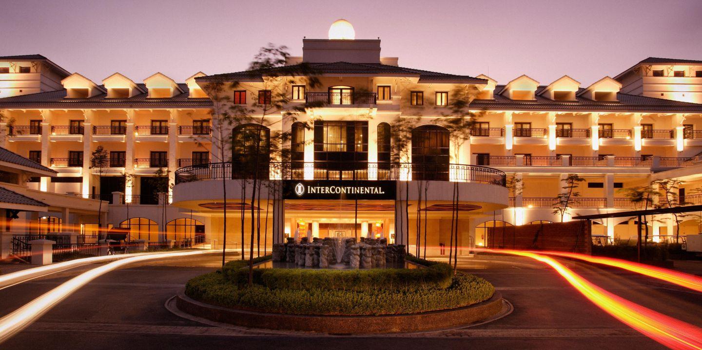 сеть отелей, гостиница, InterContinental, Kimpton, Even, туристы, Китай, Азия