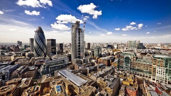 недвижимость, Лондон
