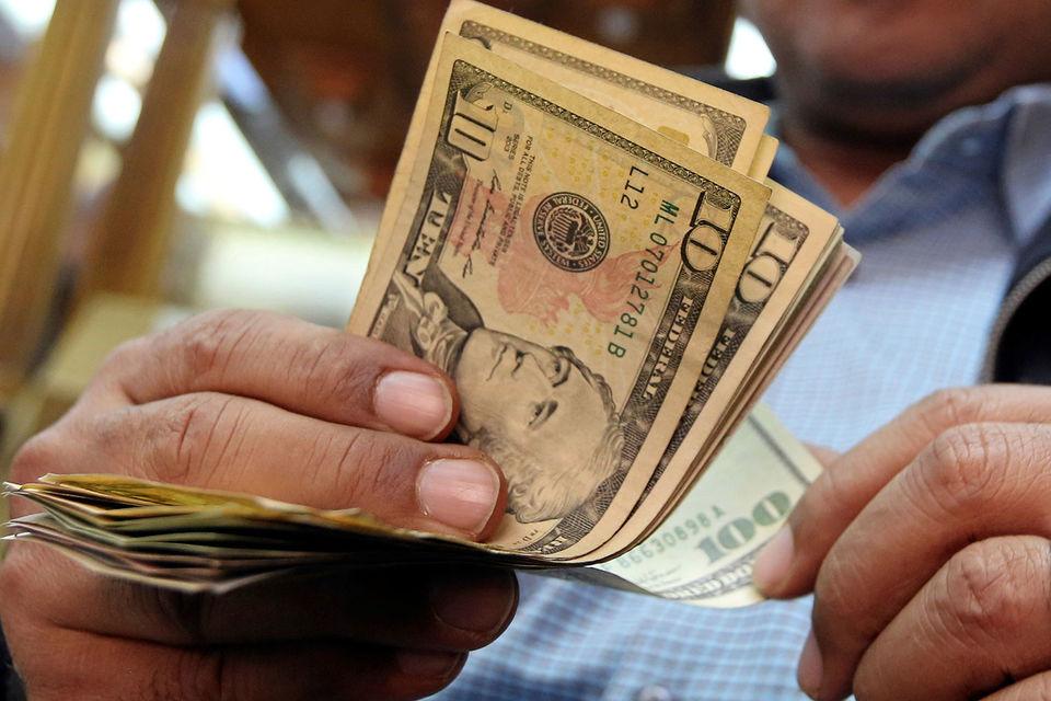 обменный курс, потоки капитала