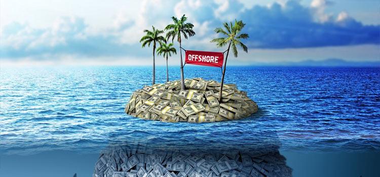 активы в оффшорах