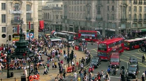 Великобритания, туризм