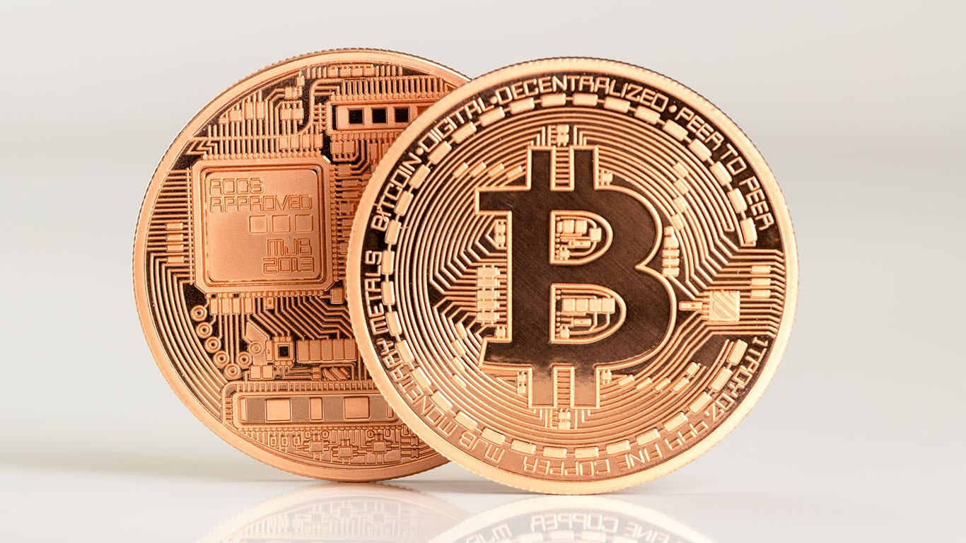 биткоин-терминал