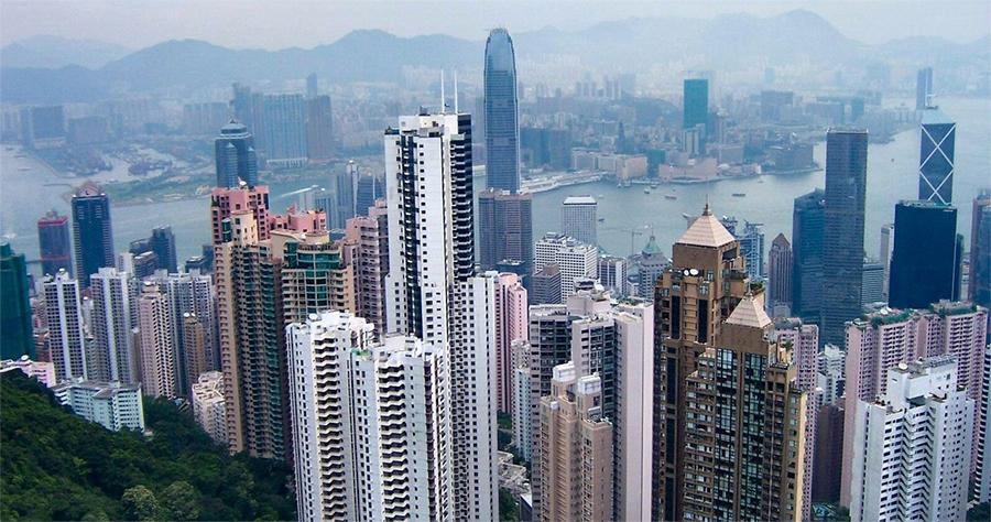 Гонконг, корпоративный налог