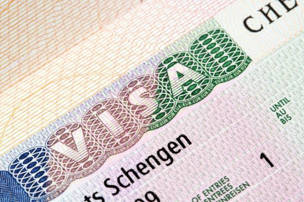 вид на жительство, Шенгенская зона