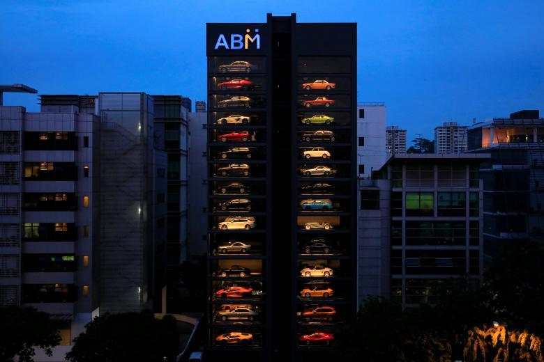 Сингапур, автомобиль, Сертификат о праве собственности