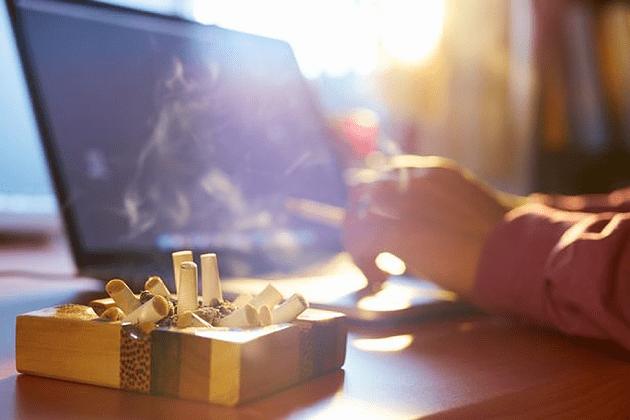курящие работники, отпуск