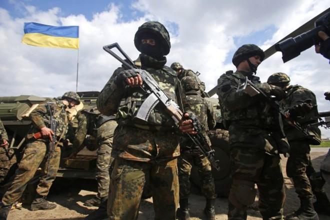 Украина, АТО